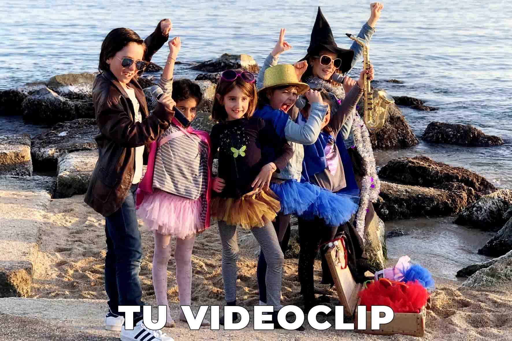kids videoclip